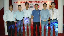 Sinh nhật công ty 2007