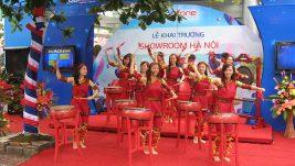 Khai trương chi nhánh Quang Trung
