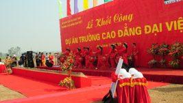 Khai trương CD Đại Việt