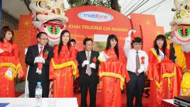 Khai trương chi nhánh Phú Thọ